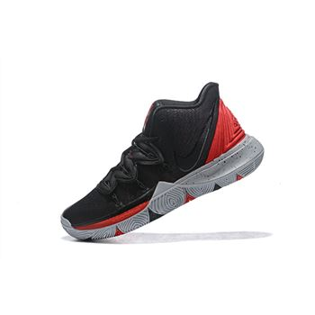 Nike Kyrie 5 Black/University Red-Grey