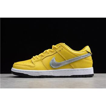 Diamond Supply Co x nike air max reflective collection shoes black Low Pro OG QS Yellow BV1310-002