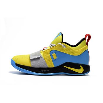 "Nike PG 2.5 ""Optic Yellow"" BQ9457-740"