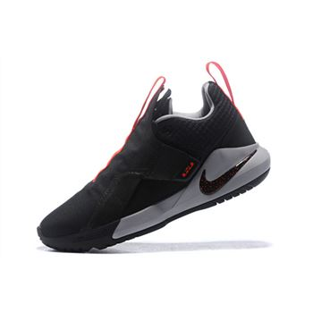 Nike LeBron Ambassador 11 Black/Red-Grey