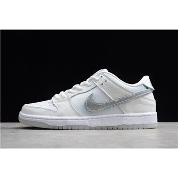 Diamond Supply Co x Nike SB Dunk Low Pro OG QS Diamond White BV1310-100