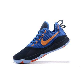 nike air bella tr white and silver blue hair color Navy/Royal Blue-Orange