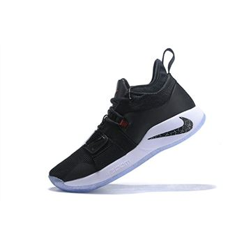 "Nike PG 2.5 ""Taurus"" Black/Black-White-Solar Red"