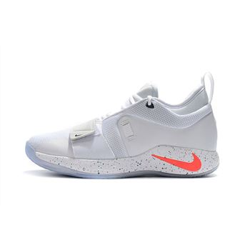 Nike PG 2.5 White/Multi-Color