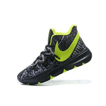 "Taco x Nike Kyrie 5 ""Celtics"" PE Black/Green"