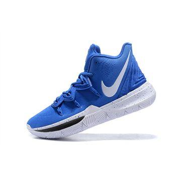 "Nike Kyrie 5 ""Blue Devils"" Blue/White-Black"