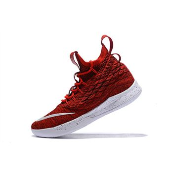 Nike LeBron 15.5 University Red/White