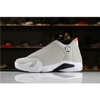 2018 Air Jordan 14 Retro Desert Sand/Black-White-Infrared 23 Men's Size 487471-021