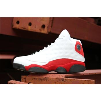 New Air Jordan 13 OG Chicago White/Black-Team Red 414571-122