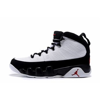 Air Jordan 9 nike shox deliver mens all black jeans shoes 2017