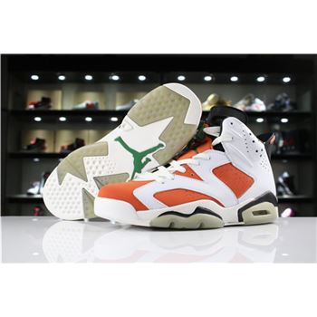 Girls Air Jordan 6 Gatorade 384664-145 For Sale