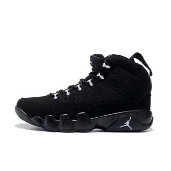 New Air Jordan 9 Retro Anthracite Anthracite/White-Black 302370-013