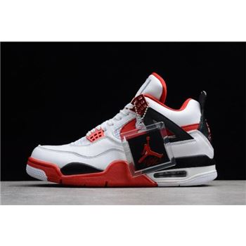 Nike Air Jordan 4 Retro Fire Red