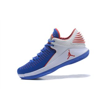 New nike tiempo kids blue orange park florida beach2 XXXII Low Andre Drummond PE Royal White Red
