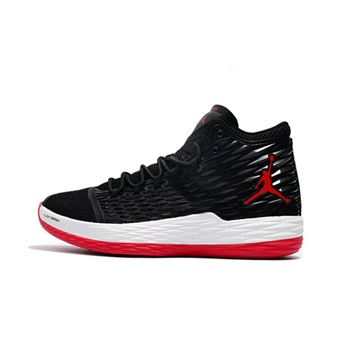 Jordan Melo M13 Bred Black/Varsity Red-White For Sale