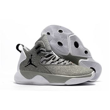 Jordan Super.Fly MVP Cement Grey/White-Black For Sale