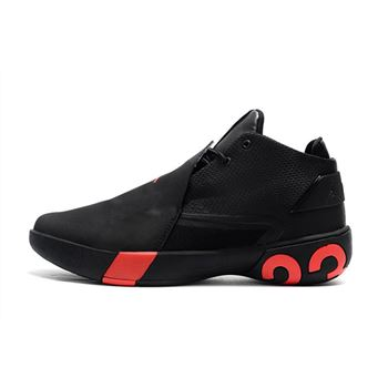 Jordan Ultra Fly 3 Black/Gym Red For Sale