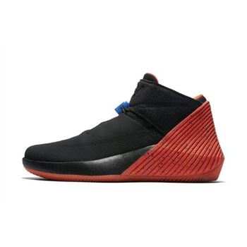 Jordan Why Not Zer0.1 Triple Double Black/Signal Blue-Team Orange AA2510-015