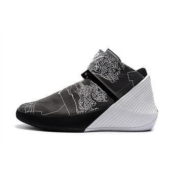 Russell Westbrook's Jordan Why Not Zer0.1 All-Star Black/White AA2510-021