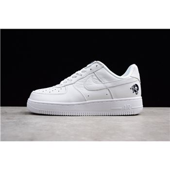 Mens and WMNS ComplexCon x Nike Air Force 1 Roc A Fella White
