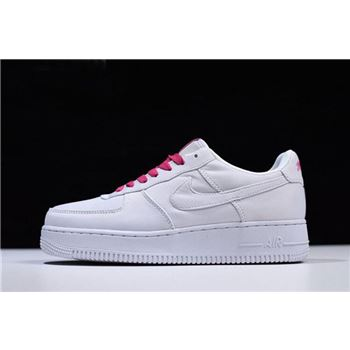 Mens and WMNS Nike Air Force 1 Low Premium id Miami Heat City Edition
