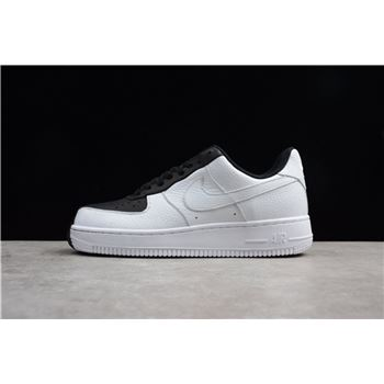 Mens and Womens Nike Air Force 1 Low Split Black White
