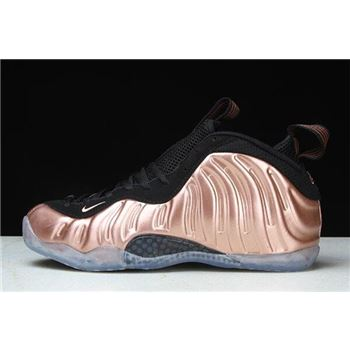 Nike Air Foamposite One Copper Black/Metallic Copper 314996-007