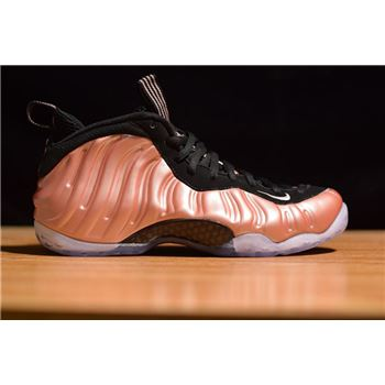Nike Air Foamposite One Rose Gold Elemental Rose Black