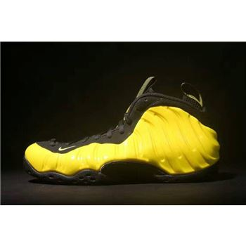 Nike Air Foamposite One Wu Tang Optic Yellow Black