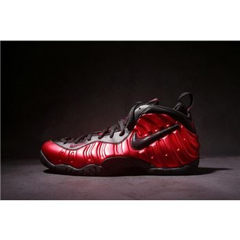 Nike Air Foamposite Pro University Red Black