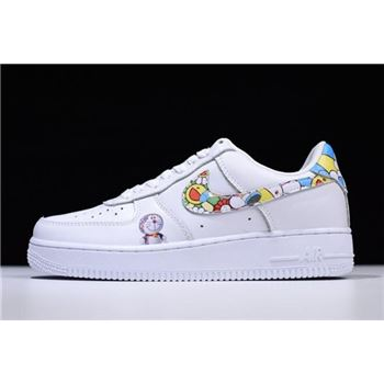 Mens Takashi Murakami x Doraemon x Nike Air Force 1 Low