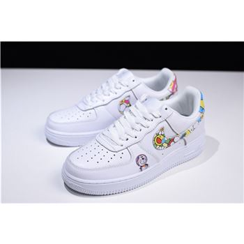 Men's Takashi Murakami x Doraemon x Nike Air Force 1 Low