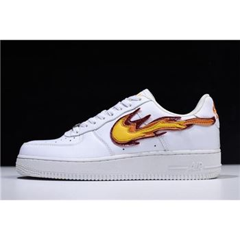NAF x Nike Air Force 1 Low Hot Flame Fire
