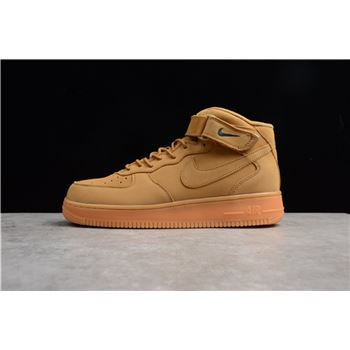 Nike Air Force 1 '07 High LV8 Wheat NFlax/Flax-Outdoor Green