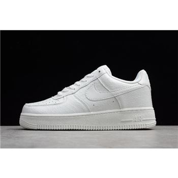 Nike Air Force 1 07 LV8 Croc White Summit White