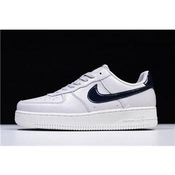 Nike Air Force 1 '07 Low Vast Grey/Obsidian-Summit White AH0287-002