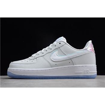 Nike Air Force 1 07 Premium White Blue Tint
