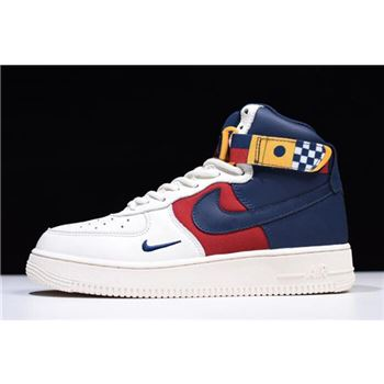 Nike Air Force 1 High '07 LV8 Nautical Redux AR5395-100