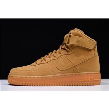 nike benassi jdi slide bottom sneakers free High '07 Lv8 Wb Wheat 882096-200