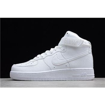 Nike Air Force 1 High 07 White White