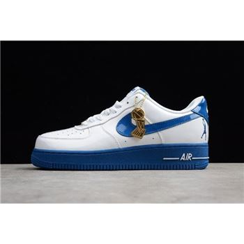 Nike Air Force 1 Low CT16 QS Rude Awakening White Blue Jay