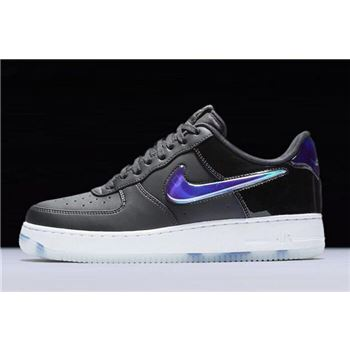 Nike Air Force 1 Low PlayStation Black Varsity Royal White