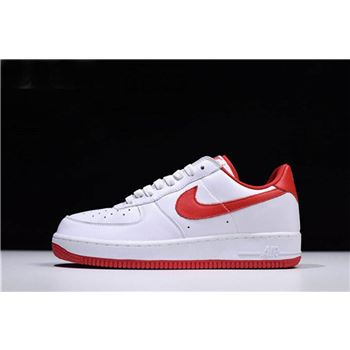 Nike Air Force 1 Low Retro CT16 QS Fo Fi Fo White University Red Gold