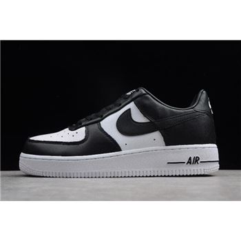 Nike Air Force 1 Low Tuxedo Black White