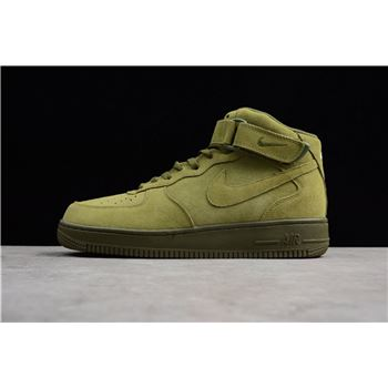 Nike Air Force 1 Mid '07 Legion Green Men's Size 315123-302 For Sale