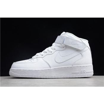 Nike Air Force 1 Mid 07 Triple White