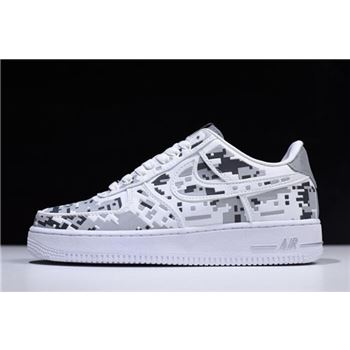 Nike Air Force 1 Premium QS Digi Camo Limited Edition