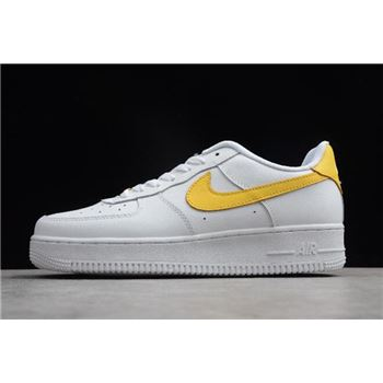 Nike Air Force 1 Upstep White/Yellow AQ3774-992