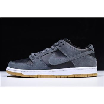 Nike SB Dunk Low TRD Dark Grey Black White