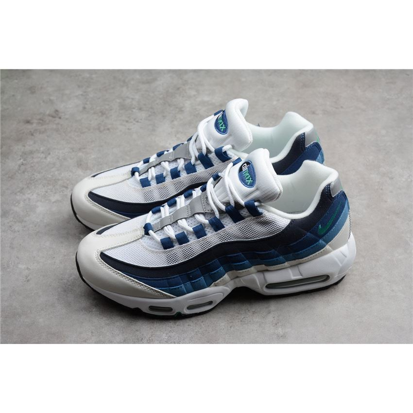 Nike Wmns Air Max 95 Og Pure Platinum Wolf Grey Hyper Violet Women's Running Shoes 307960 001